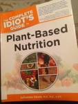 Plant-Based Nutrition book