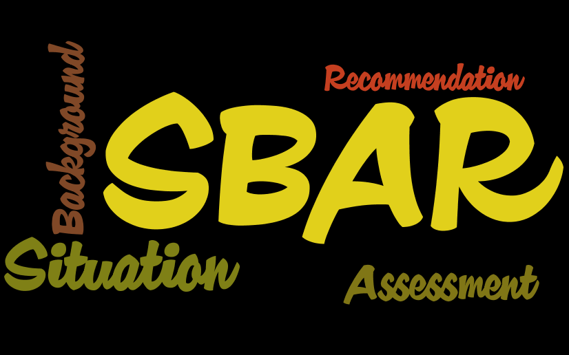 Nursing+Student+Sbar SBAR: How to Give a Good Handoff Report